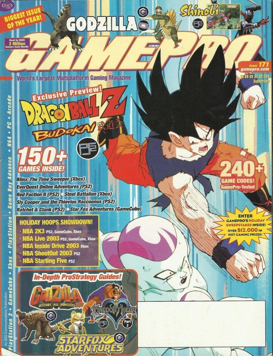 Gamepro Issue 171 December 2002
