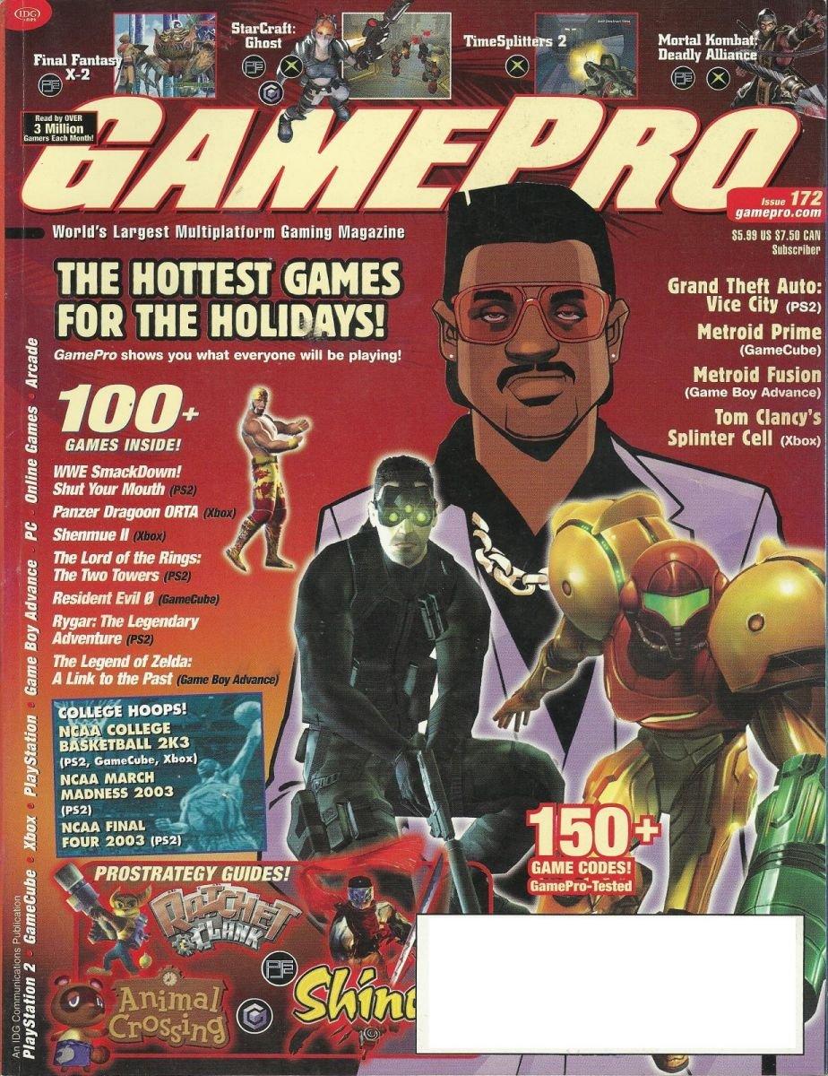 Gamepro Issue 172 January 2003