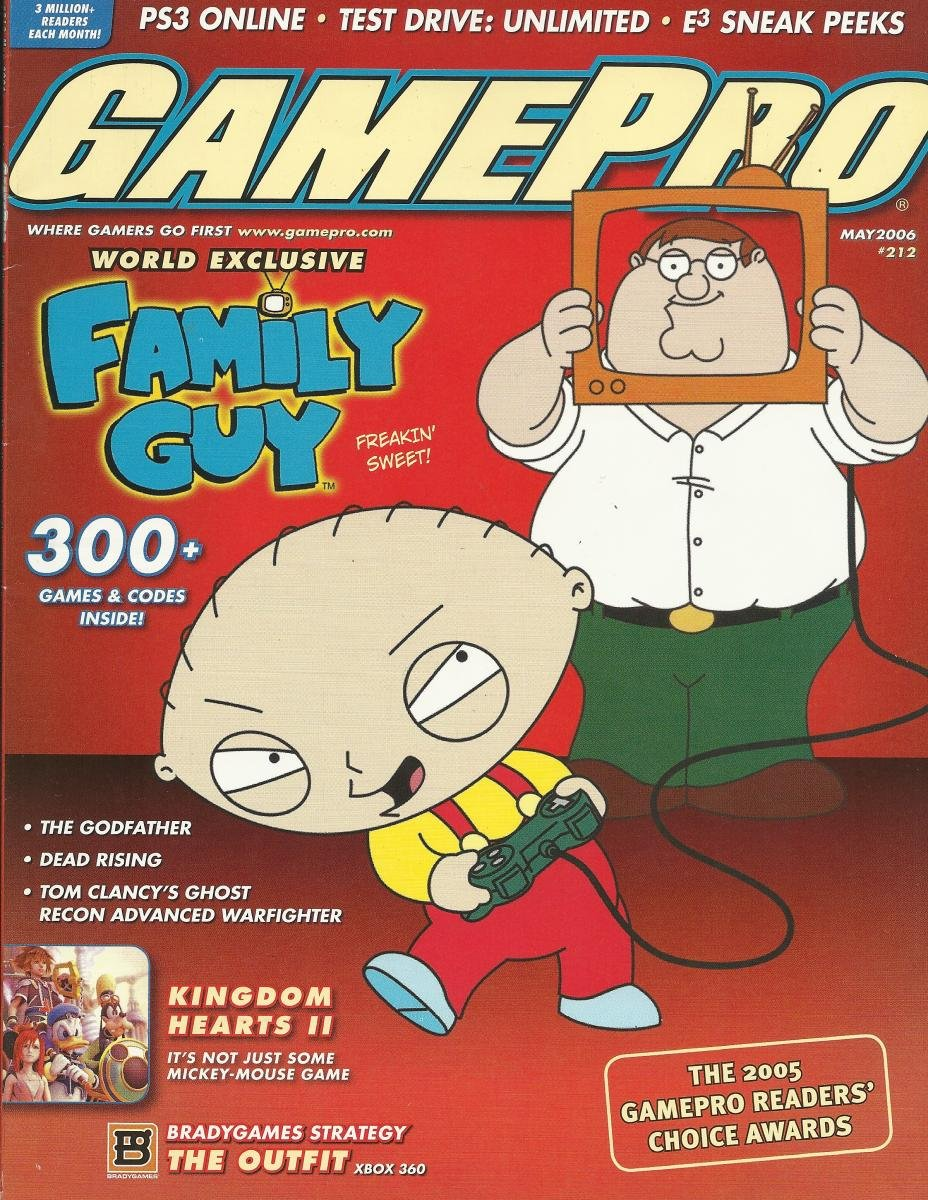 Gamepro Issue 212 May 2006