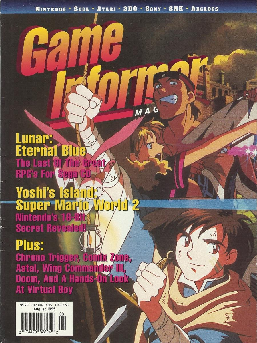 Game Informer Issue 028 August 1995