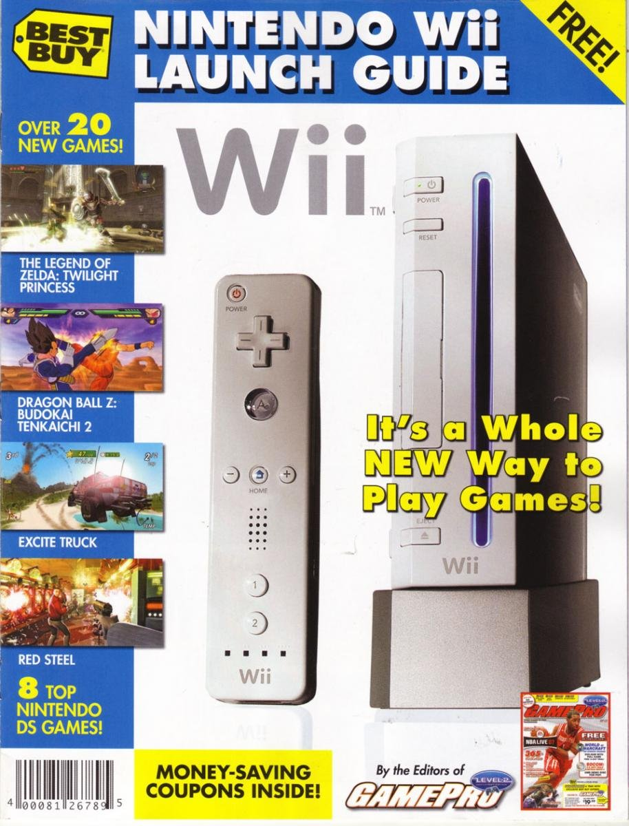 GamePro Level 2 Wii Guide
