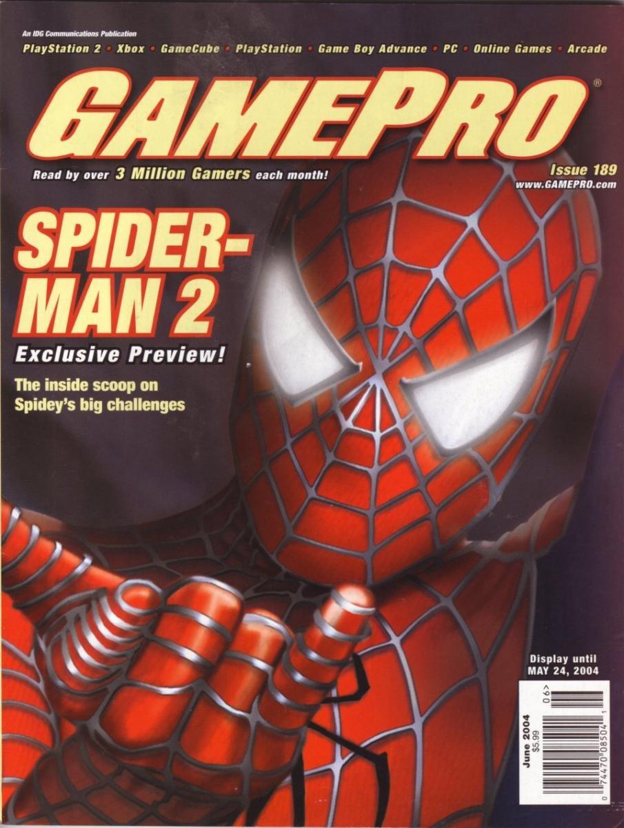 GamePro Issue 189 June 2004