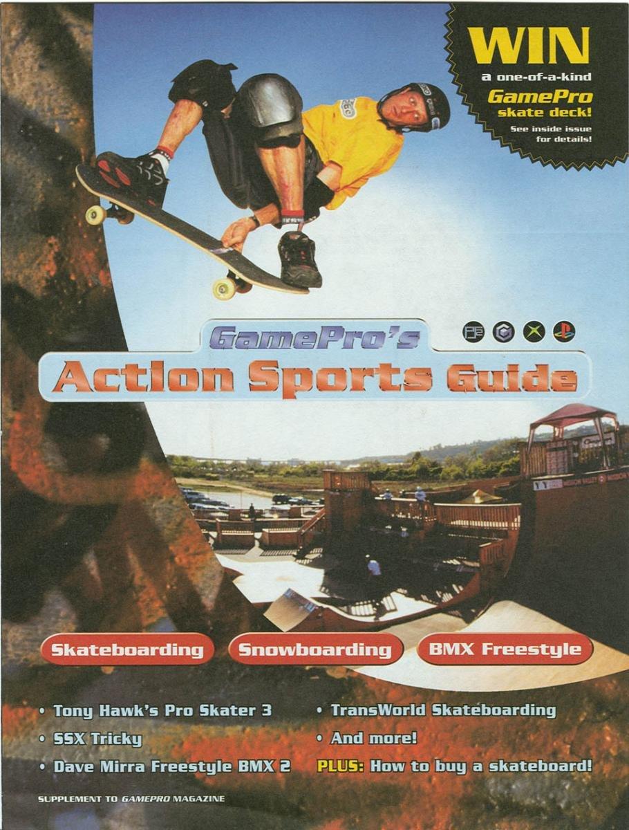 GamePro Issue 146 September 2001 Supplement 1