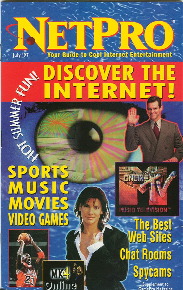 GamePro Issue 096 July 1997 Supplement 1