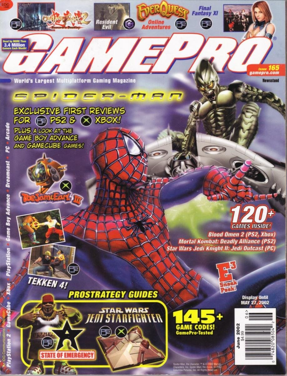 GamePro Issue 155 June 2002