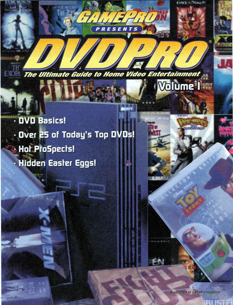 GamePro Issue 142 April 2001 Supplement 1