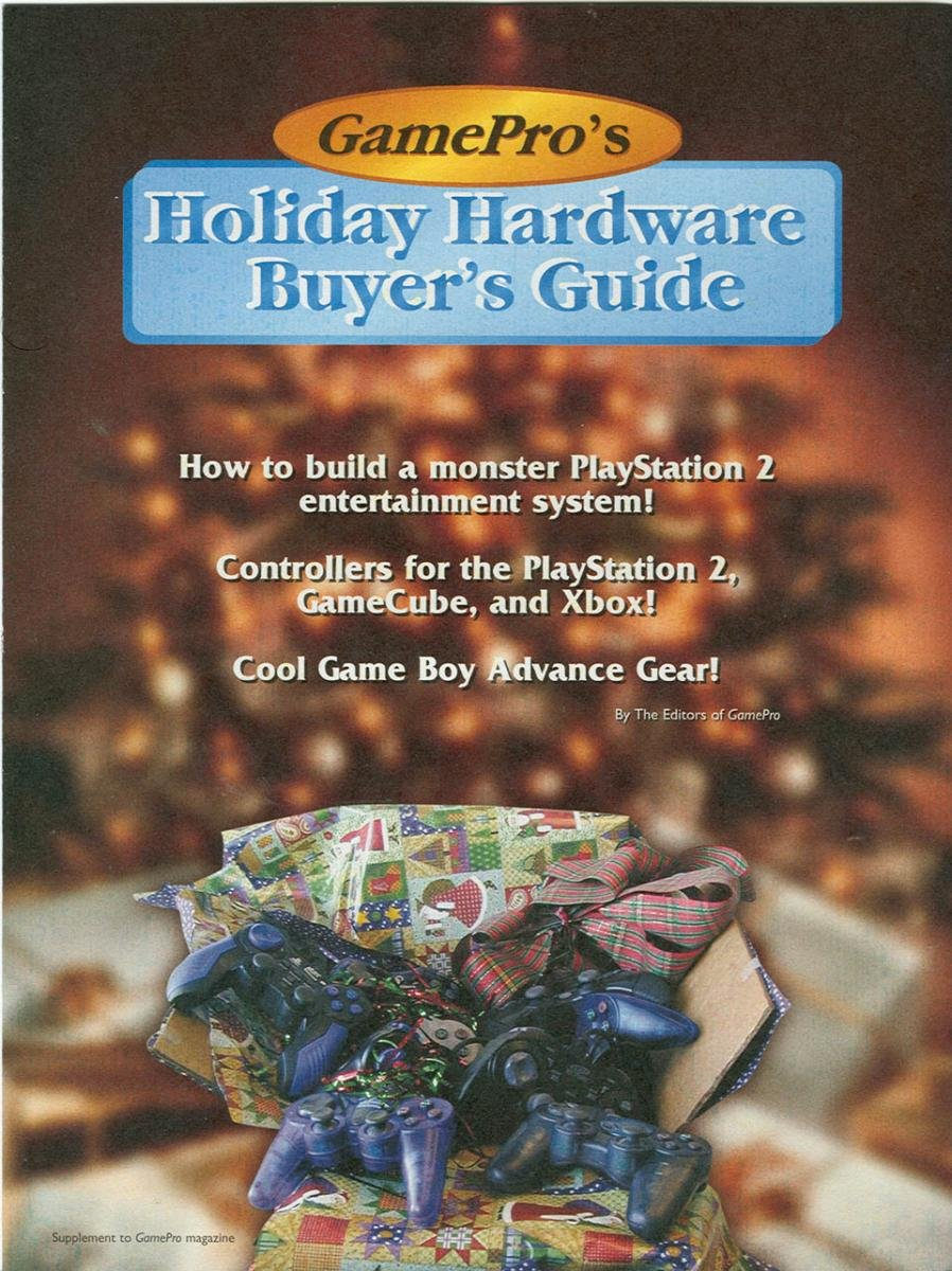 GamePro Issue 149 December 2001 Supplement 1