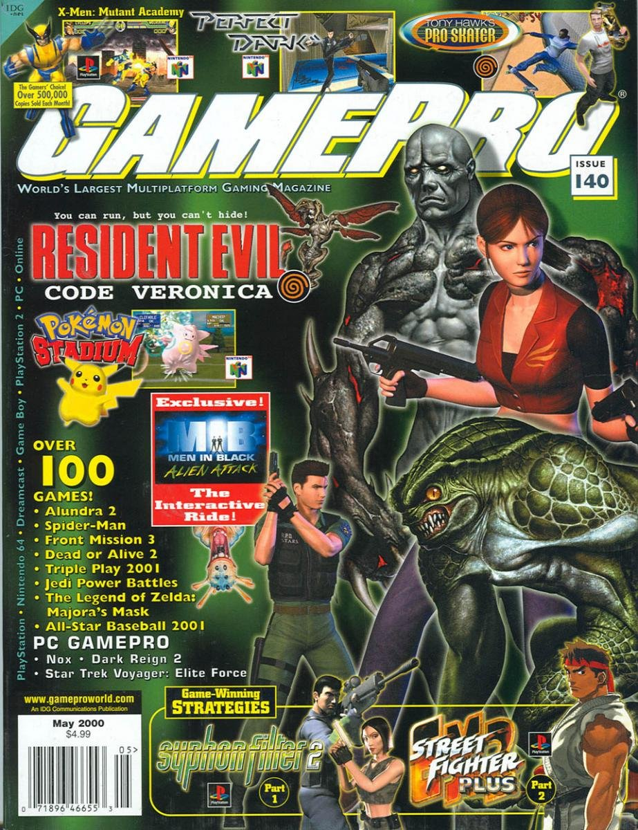 GamePro Issue 140 May 2000