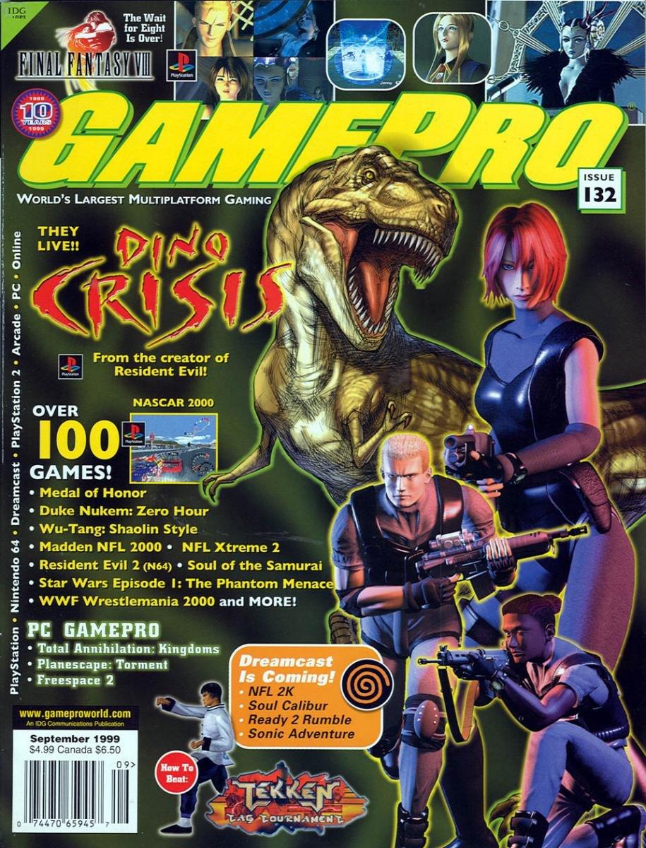 GamePro Issue 132 September 1999