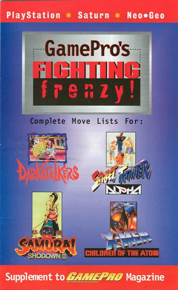 GamePro Issue 085 August 1996 Supplement 1