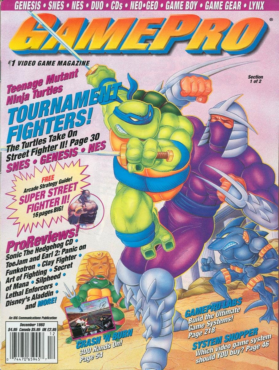 GamePro Issue 053 December 1993