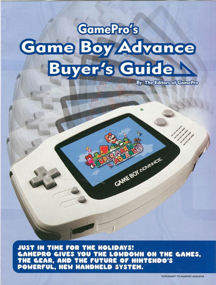 GamePro Issue 148 November 2001 Supplement 1