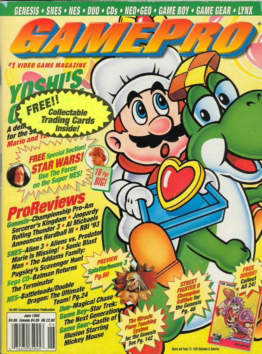 GamePro Issue 047 June 1993