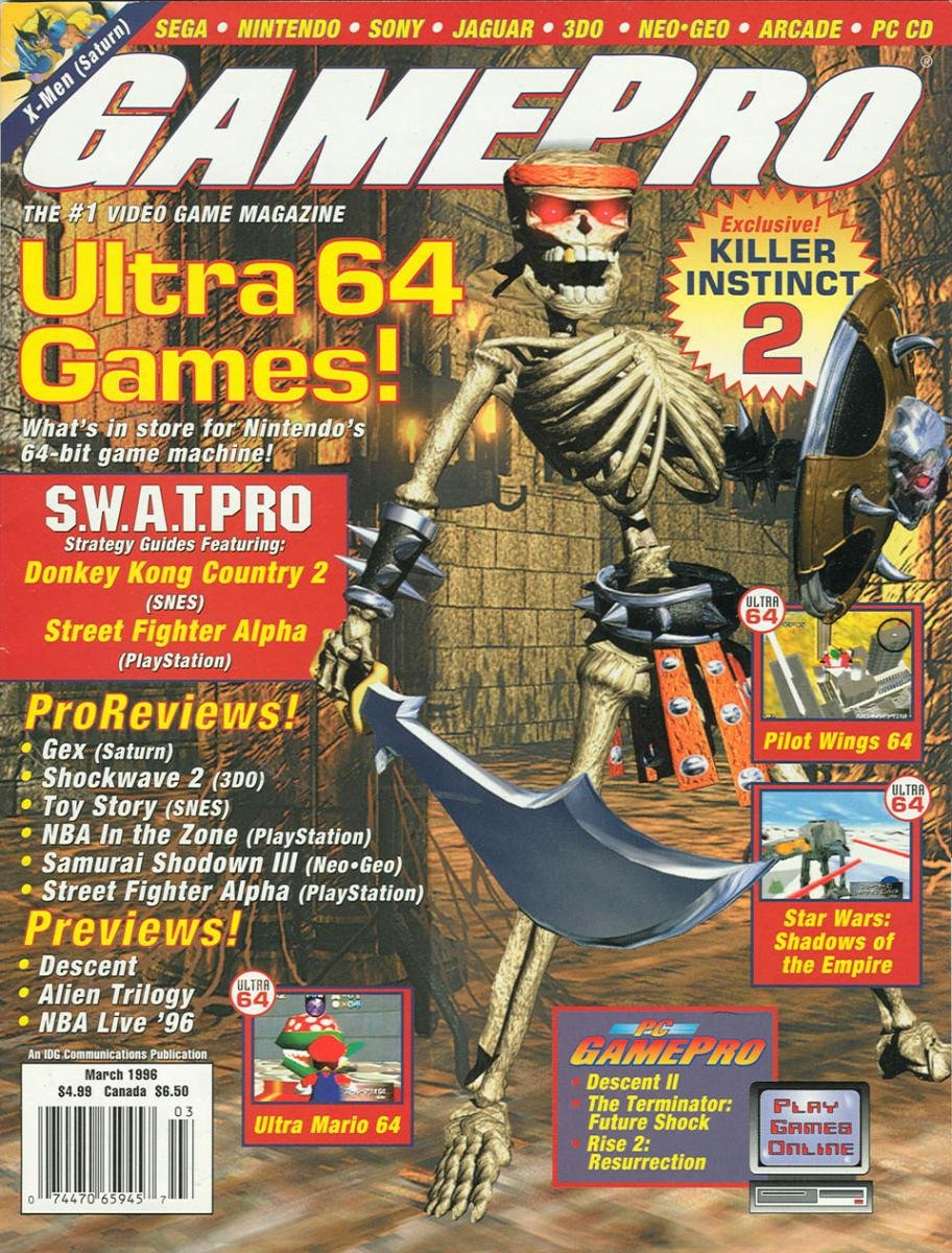 GamePro Issue 080 March 1996