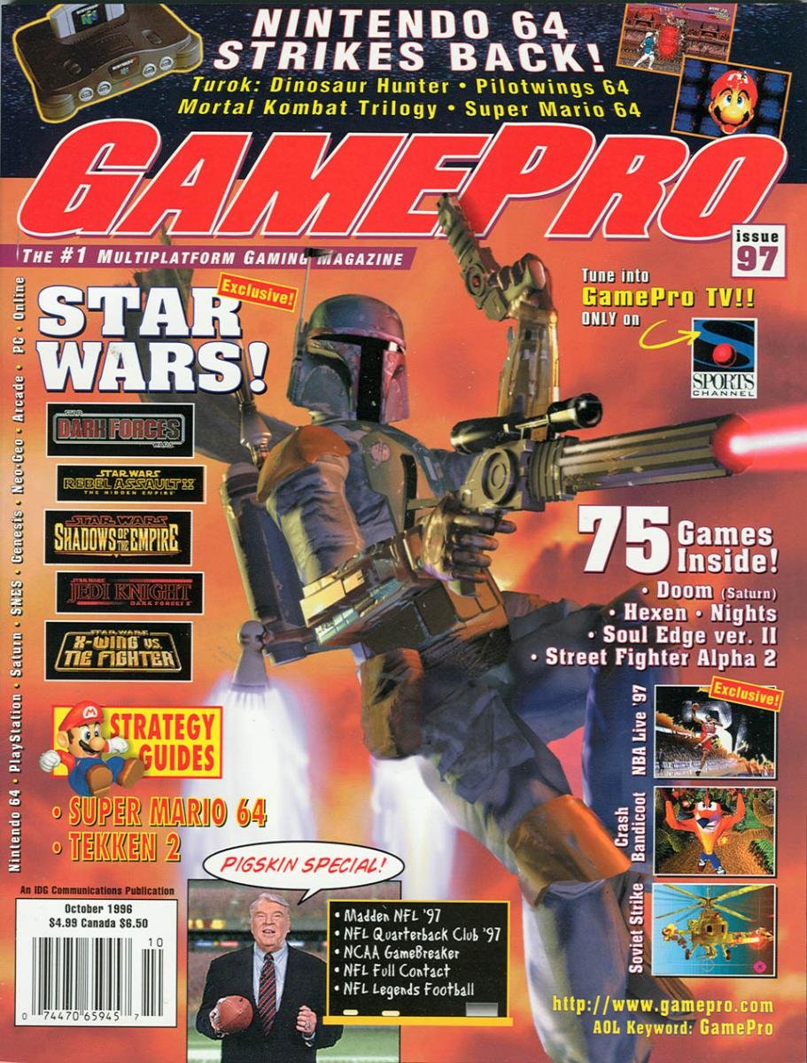 GamePro Issue 097 October 1996