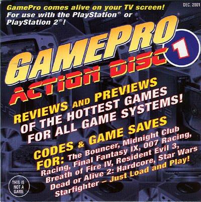 GamePro Issue 149 December 2001 Supplement 2