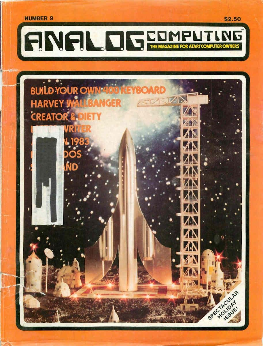 Analog Computing Issue 009