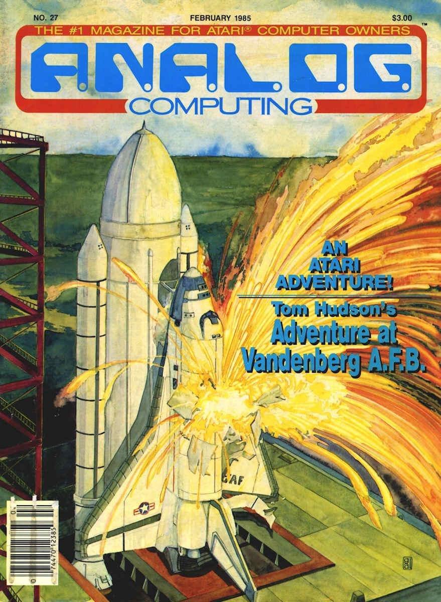 Analog Computing Issue 027