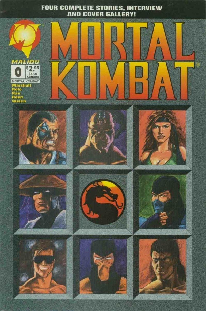 Mortal Kombat #0