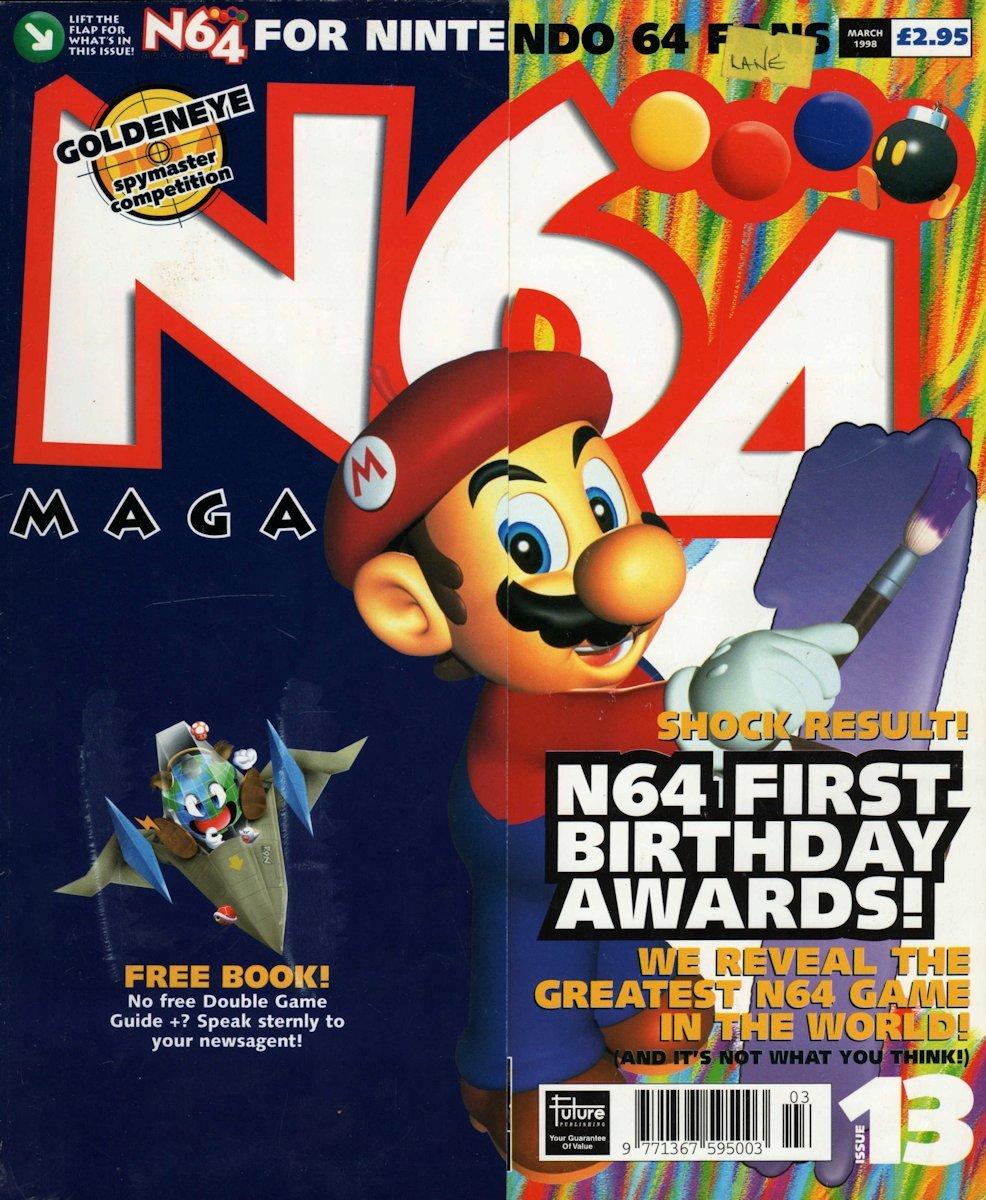 N64 Magazine Issue 13