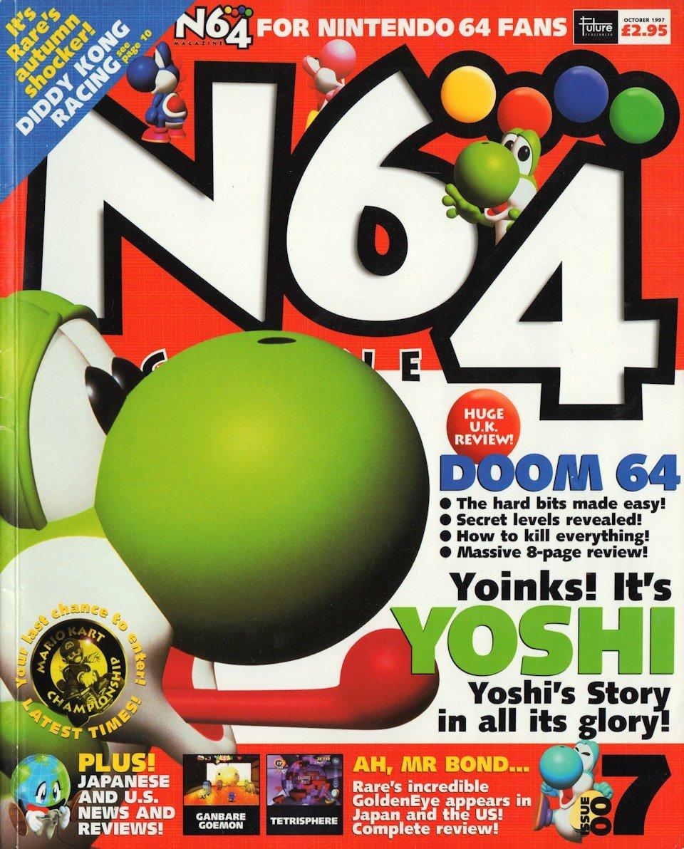 N64 Magazine Issue 07