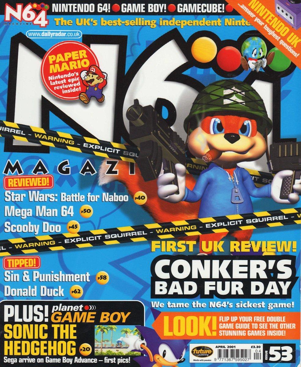 N64 Magazine Issue 53