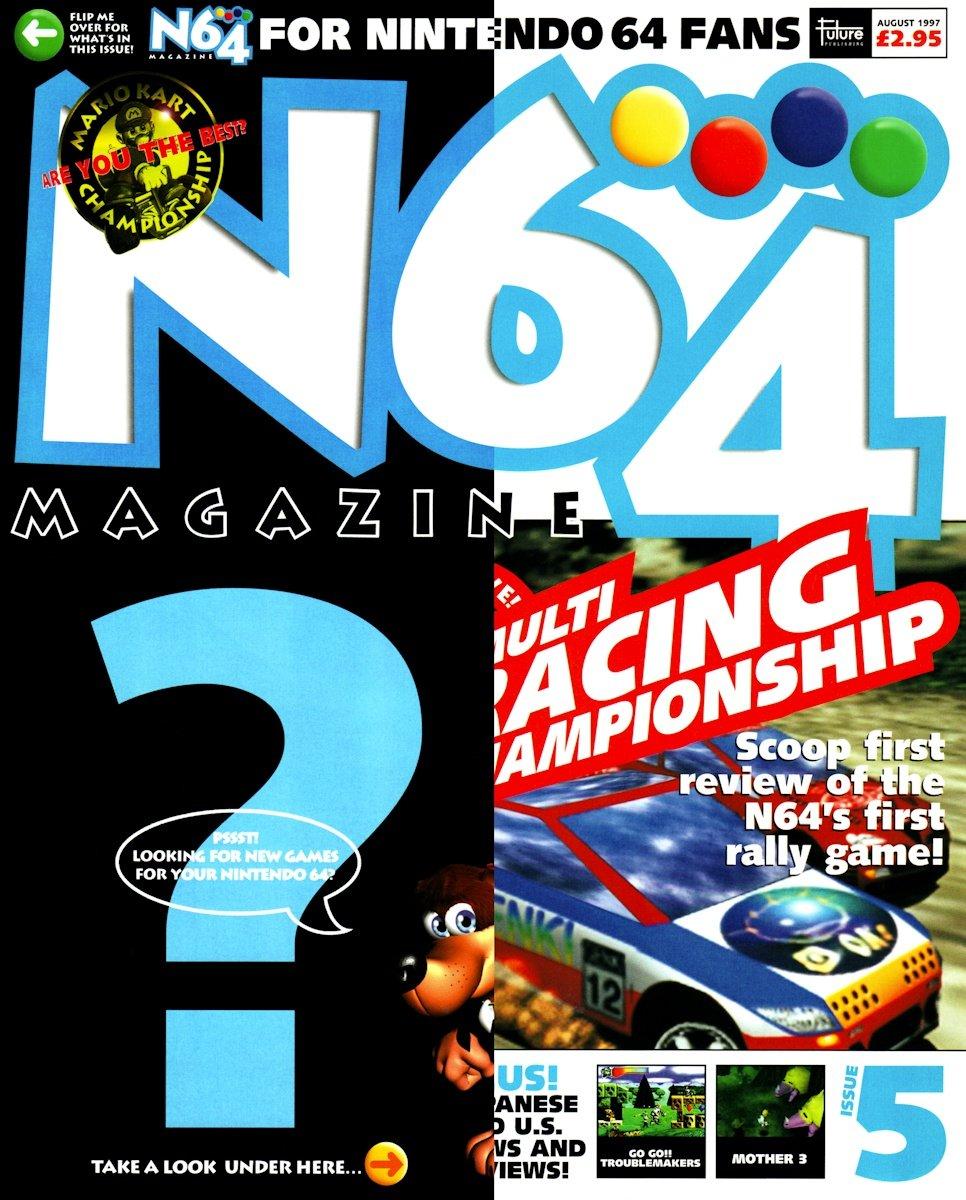 N64 Magazine Issue 05