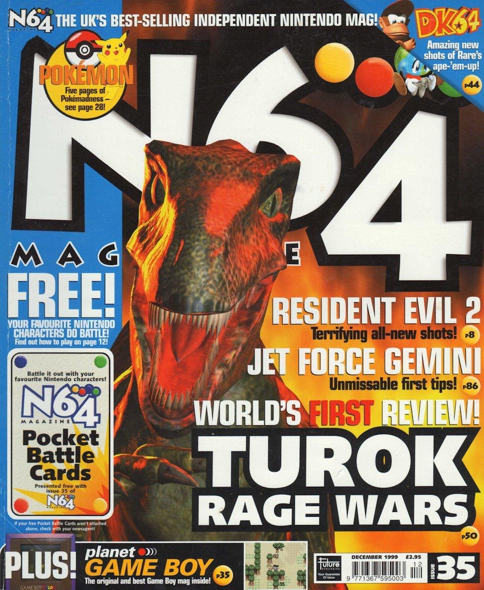 N64 Magazine Issue 35