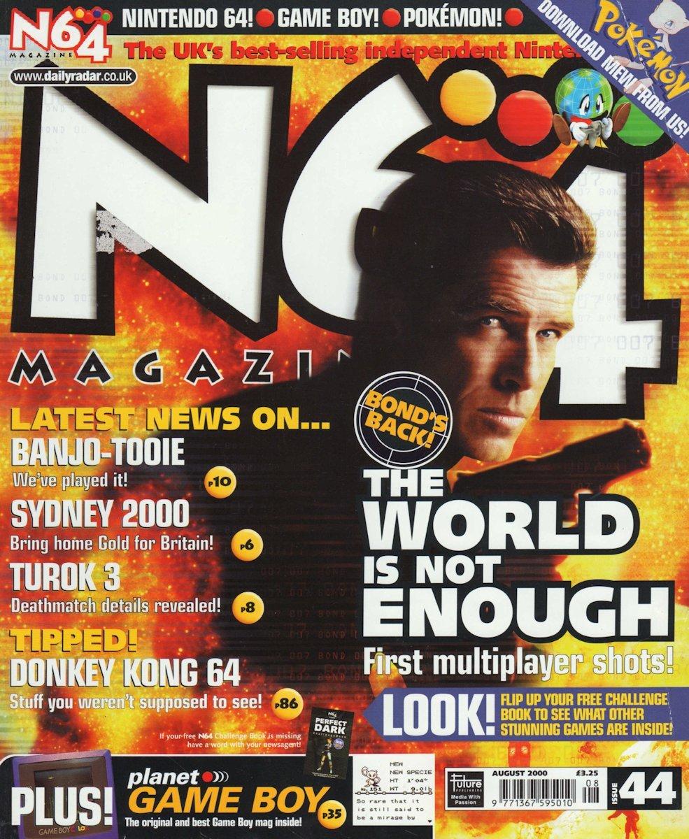 N64 Magazine Issue 44