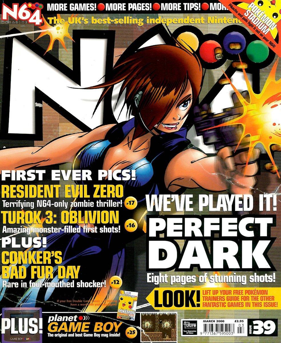 N64 Magazine Issue 39