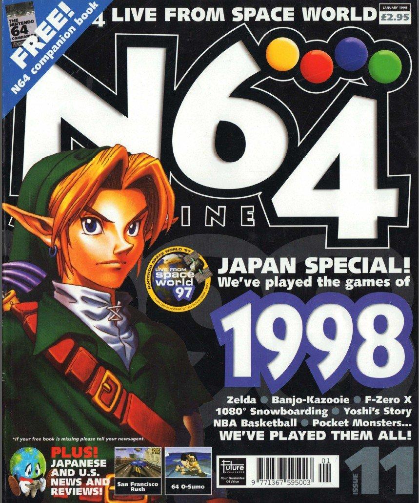 N64 Magazine Issue 11