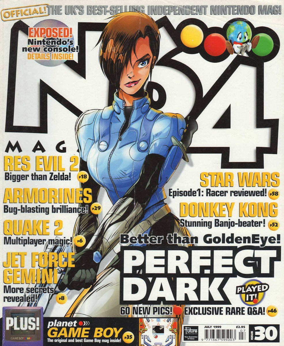 N64 Magazine Issue 30