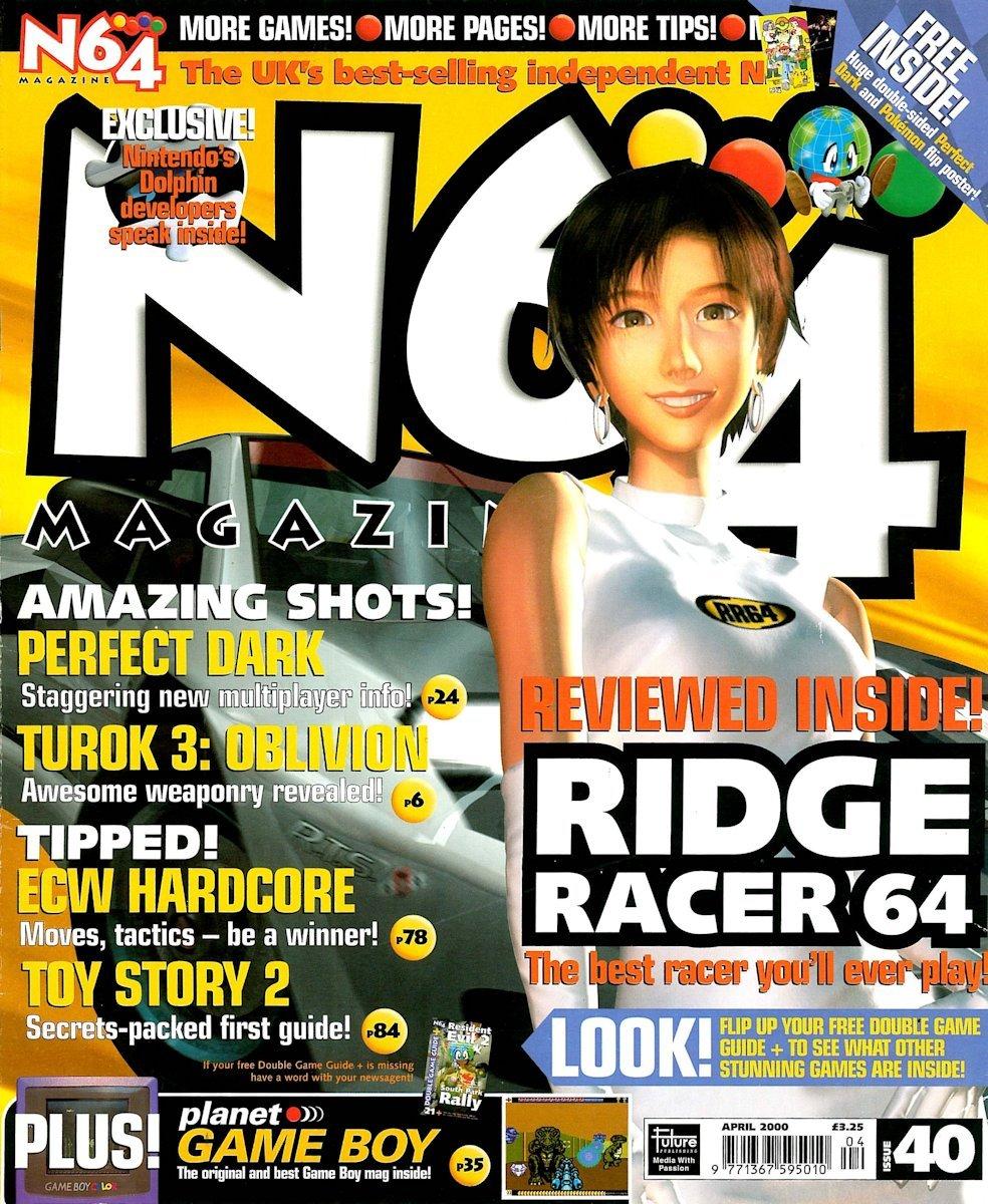 N64 Magazine Issue 40