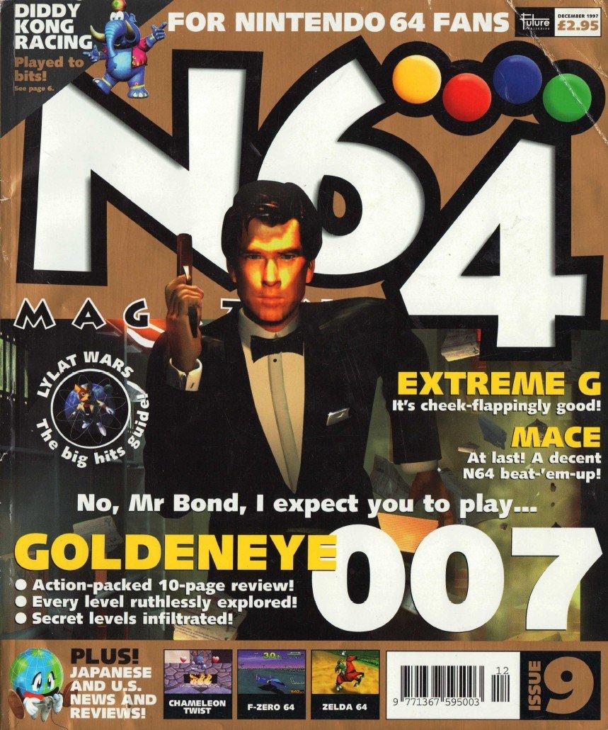 N64 Magazine Issue 09