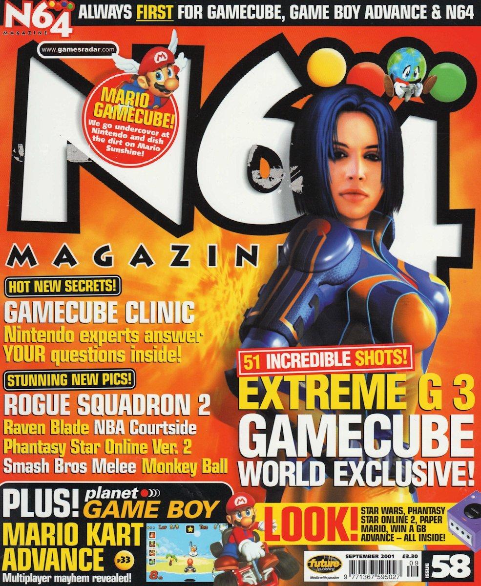N64 Magazine Issue 58