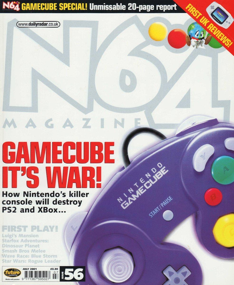 N64 Magazine Issue 56