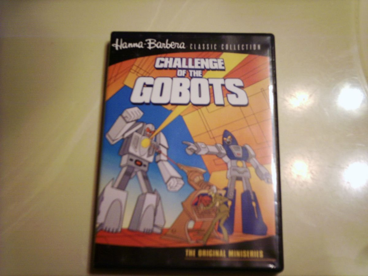 Gobots Cover Front