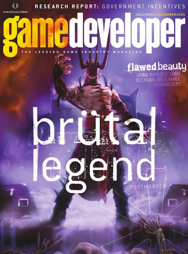 Game Developer 163 (December 2009)