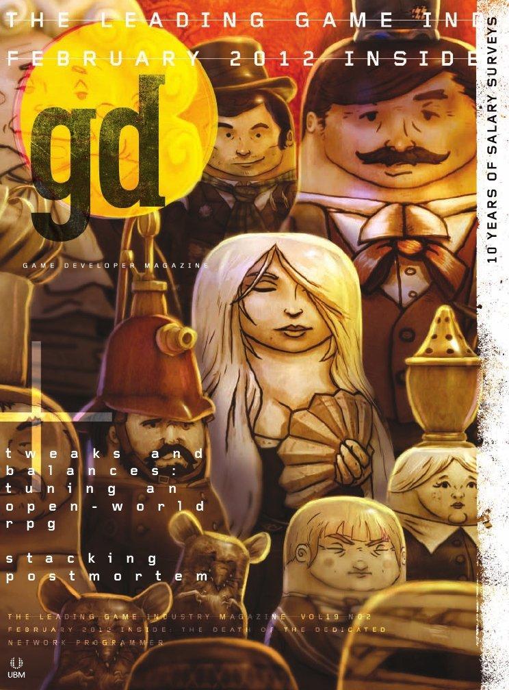Game Developer 187 (February 2012)