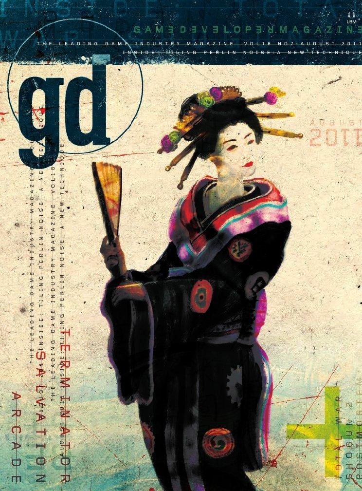 Game Developer 181 (August 2011)