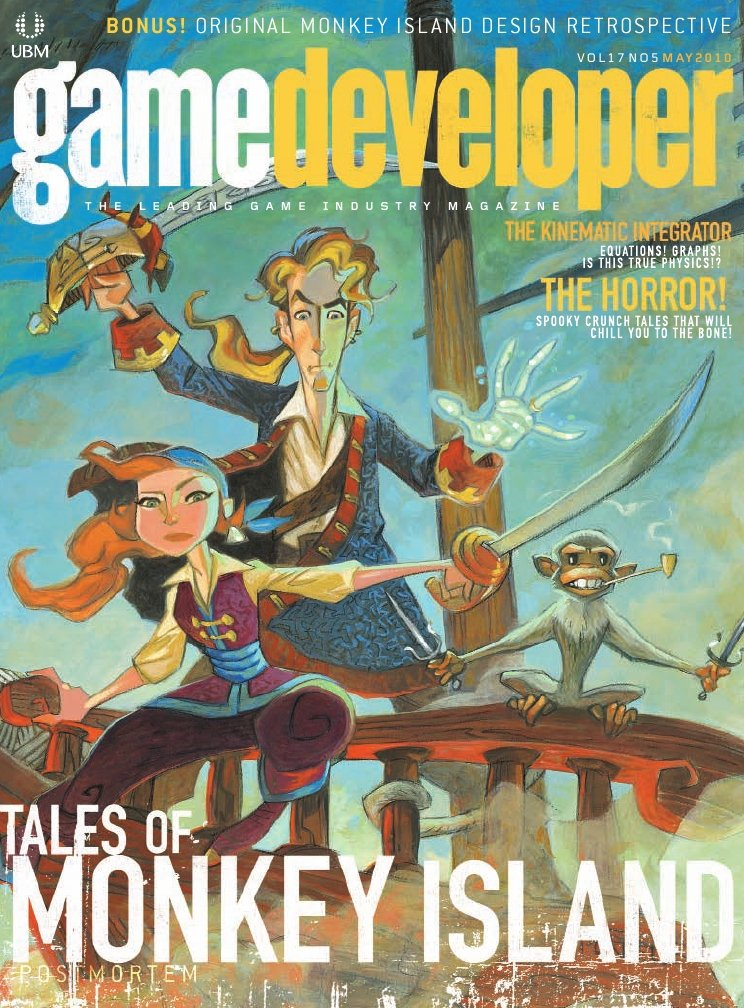 Game Developer 168 (May 2010)