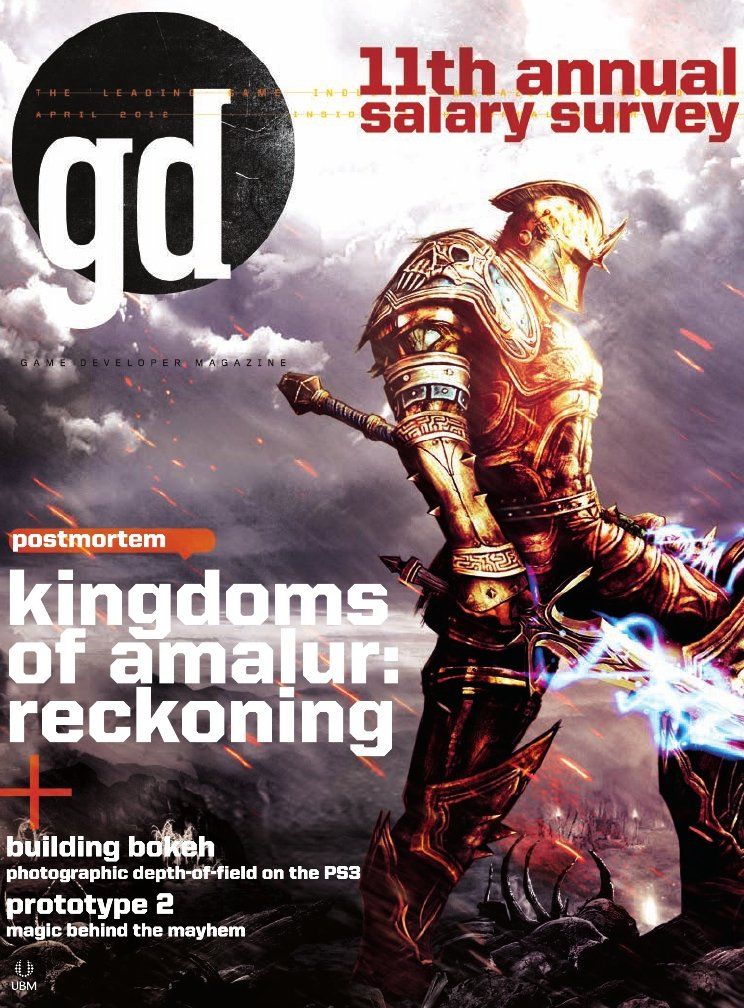 Game Developer 189 (April 2012)