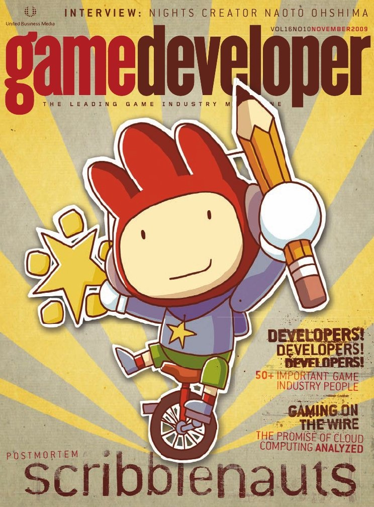 Game Developer 162 (November 2009)