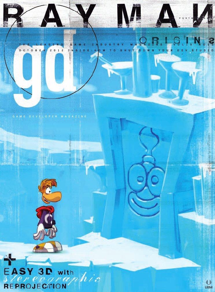Game Developer 194 (October 2012)