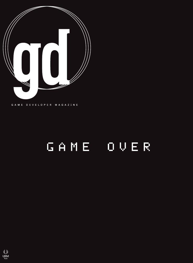 Game Developer 202 (June-July 2013)