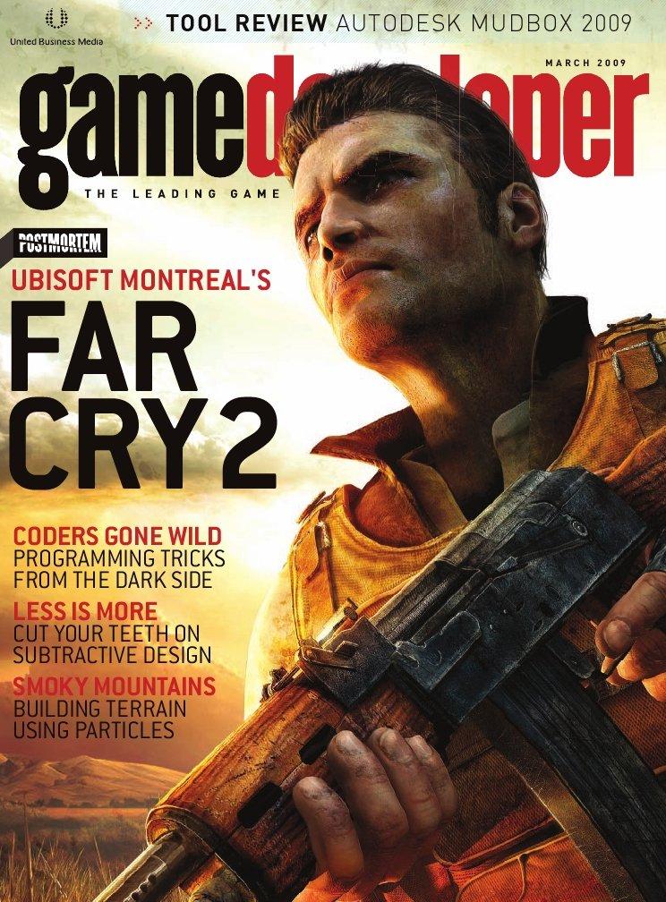 Game Developer 155 (March 2009)