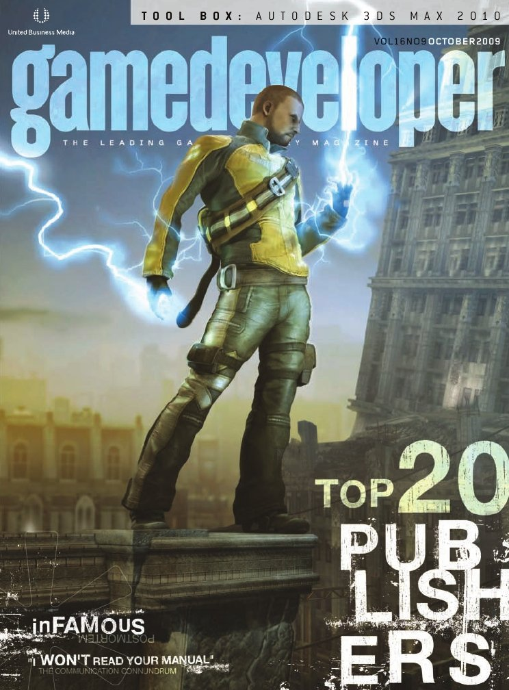Game Developer 161 (October 2009)