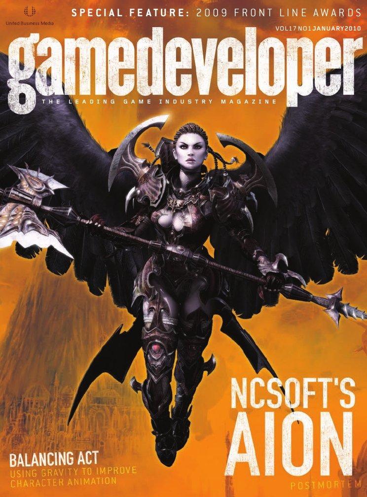 Game Developer 164 (January 2010)