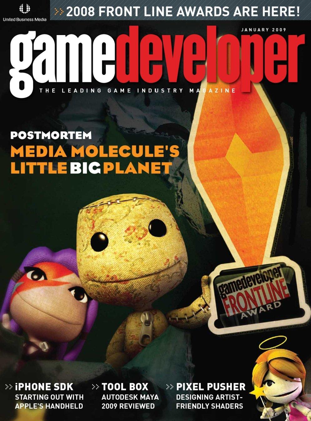 Game Developer 153 Jan 2009