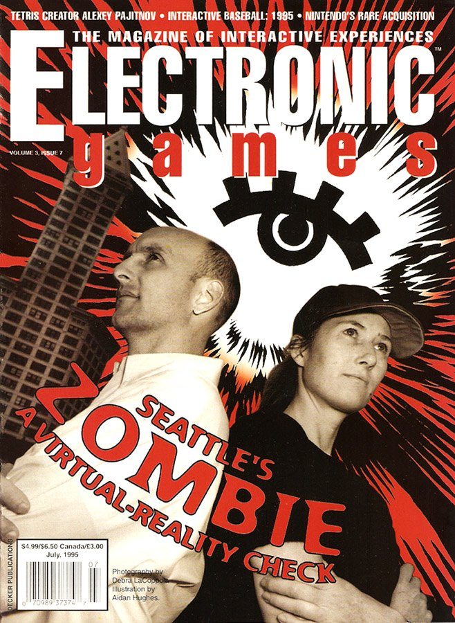 Electronic Games Issue 34 July 1995 (Volume 3 Issue 10)